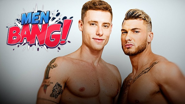 Men Bang - Episódio 1 - Justin Matthews & William Seed